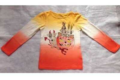 LANDS' END Graphic SHIRT Size: 3T New SHIP FREE Long Sleeve Tee Майка