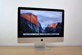 "2011 Apple 21.5"" iMac 2.5GHz Core i5 Quad Core 12GB 500GB AMD Radeon HD 6750M"