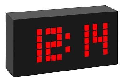 FUNKWECKER TIME-BLOCK TRIENT TFA 60.2508 FUNKZEIT DIMMBARES DISPLAY FUNKUHR LED