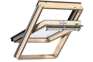 Dachfenster GGL CK02 3059 55x78 VELUX + Eindeckrahmen EDZ 0000
