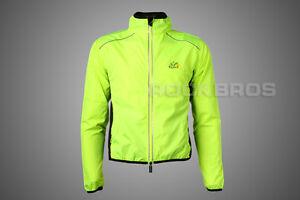 Tour-de-France-Cycling-Coat-Wind-Coat-Rain-Coat-Long-Sleeve-Green