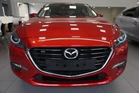 2018 Mazda 3 2.0 Sport Nav 5dr Manual Petrol Hatchback