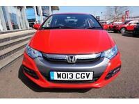 2013 Honda Insight 1.3 IMA HE-T Hybrid CVT Automatic Petrol/Electric Hatchback