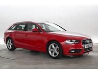 2013 (13 Reg) Audi A4 2.0 TDie 136 SE Technik Avant Brilliant Red ESTATE DIESEL