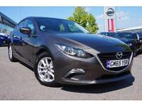 2016 Mazda 3 2.0 SE Nav 5dr Manual Petrol Hatchback