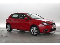 2015 (15 Reg) Seat Ibiza 1.4 Toca Red 5 STANDARD PETROL MANUAL