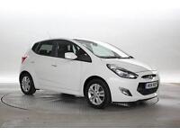 2014 (14 Reg) Hyundai IX20 1.4 Style # White 5 STANDARD PETROL MANUAL