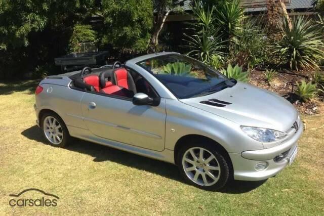 2005 Peugeot 206 Cc Manual Convertible Cars Vans Amp Utes Gumtree Australia Joondalup Area