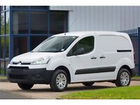 Citroen Berlingo to rent - just £149/week - INCLUDING fully-comp courier insurance