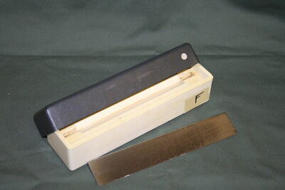 Microtome Knife Blade 185 Mm 7.25 Inch American Optics F