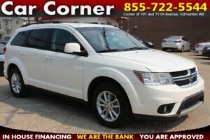 2014 Dodge Journey SXT / CLEAN CARPROOF WITH TOUCHSCREEN!