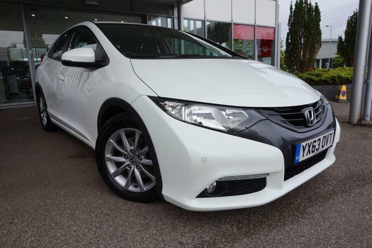 2013 Honda Civic 1.8 i-VTEC EX 5dr Manual Petrol Hatchback