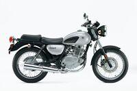 2015 Suzuki TU250 21,51$/SEM