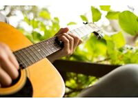 Guitar Lessons for Beginners - Nottingham City Centre