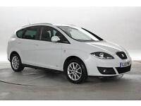 2013 (13 Reg) Seat Altea XL 2.0 TDi 140 SE Copa # White MPV DIESEL MANUAL