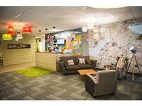 BRISTOL Office Space to Let, BS2 - Flexible Terms | 5 - 70 people