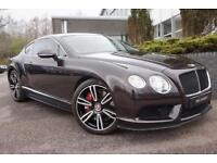 2014 Bentley Continental GT 4.0 V8 Mulliner Spec 2dr Automatic Petrol Coupe