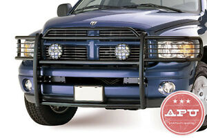 2009 2010 2011 2012 2013 Dodge RAM 1500 Grille Guard Push ...