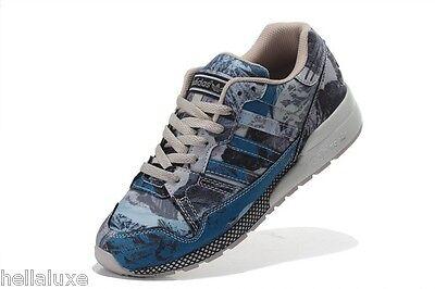 Adidas Originals ZX 710 Graphic AOP Running flux 700 supernova Gym Shoe~Men sz 9