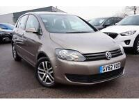 2013 Volkswagen Golf Plus 1.6 TDI 105 BlueMotion Tech SE Automatic Diesel Hatchb