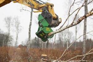 Tree Shear for Land clearing and Maintenance from FARMA