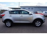 2014 Kia Sportage 1.6 GDi 1 5dr Manual Petrol Estate