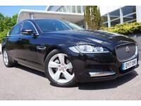 2017 Jaguar XF 2.0d (180) Portfolio Automatic Diesel Saloon