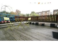 A BRIGHT AND SPACIOUS (one) 1 BED/BEDROOM FLAT - HOLLOWAY - WITH LARGE TERRACE