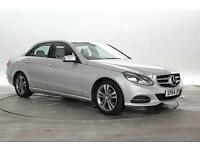 2014 (64 Reg) Mercedes E220 2.2 CDi SE Iridium Silver DIESEL AUTOMATIC