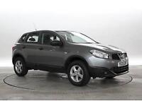 2013 (13 Reg) Nissan Qashqai 1.6 dCi Visia 4x2 Met Grey 5 STANDARD DIESEL MANUAL