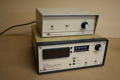 Radiometer Rs3960 And Radiation Chopper Controller Ctx-410 Laser Precision Corp