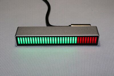 Assembled Led Music Spectrum Analyzer For Mp3 Pc Audio Level Indicator Meter