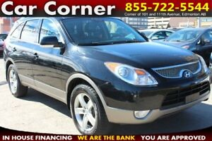 2011 Hyundai Veracruz Limited AWD/LEATHER/SUNROOF/MUCH MORE!