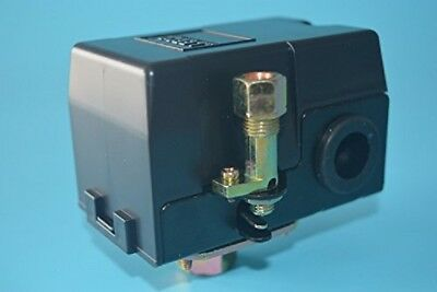 Lefoo Air Compressor Pressure Control Switch 1 Port 145-175 Psi Us Stock