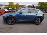 2017 Mazda CX-5 2.2d Sport Nav 5dr Auto Automatic Diesel Estate