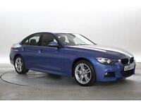 2014 (64 Reg) BMW 335D 3.0 xDrive M Sport Estoril Blue DIESEL AUTOMATIC