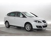2013 (13 Reg) Seat Altea XL 1.6 TDi SE Copa DSG Candy White MPV DIESEL AUTOMATIC