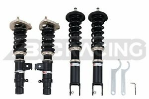 For 2013-2016 Honda Accord BC Racing BR Series Adjustable Suspension Coilovers