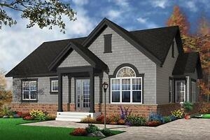 NEW $141,300 CONSTRUCTED 1068 SQ FT BUNGALOW ON YOUR LOT