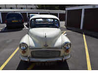 Morris Minor 1000, 1968, 2 door saloon