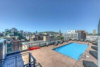 Luxueux studio meublé 100% furnished downtown all included