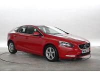 2014 (14 Reg) Volvo V40 1.6 D2 SE Passion Red 5 STANDARD DIESEL MANUAL