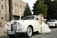 SPECIAL MARIAGE ROLLS ROYCE BENTLEY(semi-convertible)1956-58-60