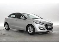 2015 (15 Reg) Hyundai I30 1.6 CRDi Active Sleek Silver 5 STANDARD DIESEL AUTOMAT