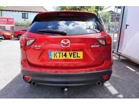 2014 Mazda CX-5 2.2d (175) Sport Nav 5dr AWD Manual Diesel Estate