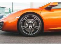 2013 McLaren MP4-12C 12C SPIDER Semi-Automatic Petrol Convertible