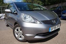 2009 Honda Jazz 1.4 i-VTEC ES i-SHIFT Automatic Petrol Hatchback
