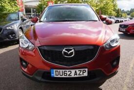 2012 Mazda CX-5 2.2d SE-L Nav 5dr AWD Manual Diesel Estate
