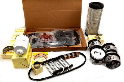 Lister Petter Onan Engine Rebuild Kit Overhaul Kit Lpw4 Dn4m Alpha