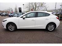2015 Mazda 3 2.0 SE Automatic Petrol Hatchback